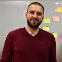 Стефан на курсот 5 стратегии за успешен LinkedIn маркетинг